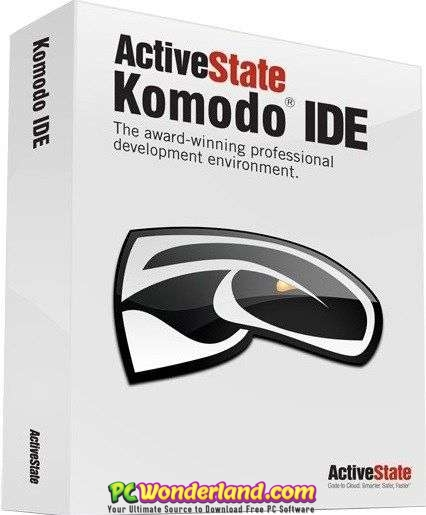 ActiveState Komodo IDE 11.1.0 Build 91033 Free Download
