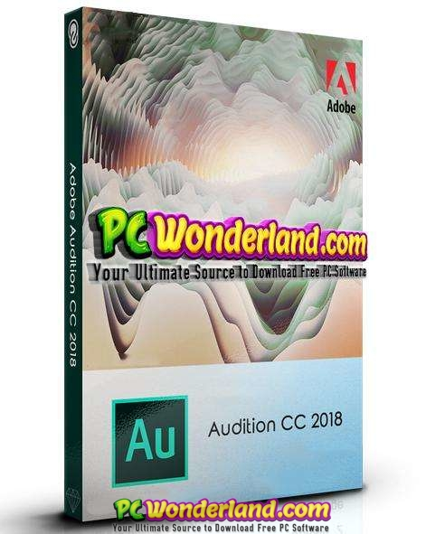 Adobe Audition CC 2018 11.1.1 Free Download