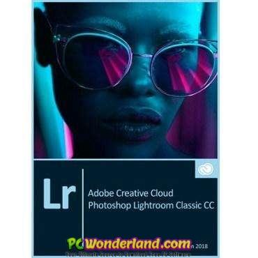 Adobe Photoshop Lightroom Classic CC 2018 7 3 1 Free Download - PC