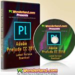 Adobe Prelude CC 2018 7.1.0.107 Free Download