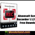 Aiseesoft Screen Recorder 2.0.8 Free Download