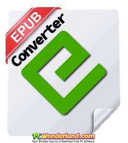 AniceSoft EPUB Converter 13.3.6 Free Download