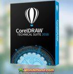 CorelDRAW Technical Suite 2018 20.1.0.707 Free Download