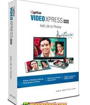 DgFlick Video Xpress PRO 4.0.0.0 Free Download