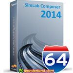 SimLab Composer 9 9.0.1 x64 Free Download