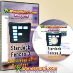 Stardock Fences 3.0.9 and 3.0.5 Free Download