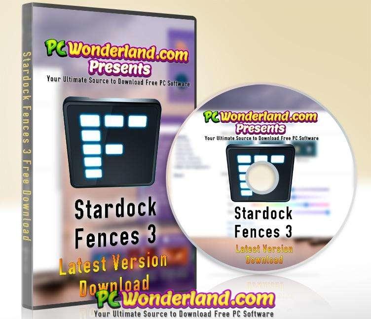 fences stardock portable