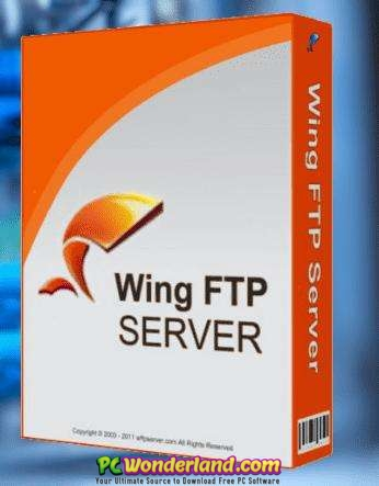 Wing FTP Server 5.1.0 Corporate Edition Free Download