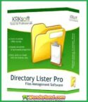 Directory Lister Pro 2.29.0 Enterprise Edition x86/x64 Free Download