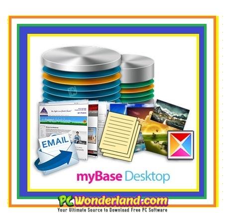 MyBase Desktop 7 1 Pro Free Download - PC Wonderland