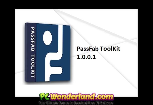 PassFab ToolKit 1 0 0 1 Free Download - PC Wonderland