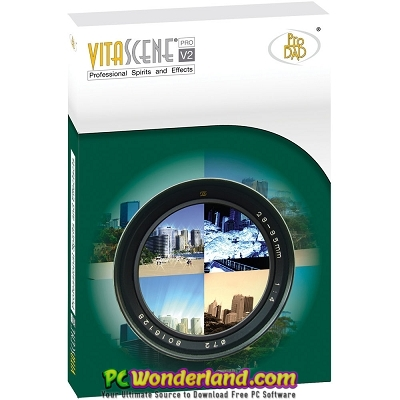 Prodad vitascene le 3. 0. 258 free download pc wonderland.