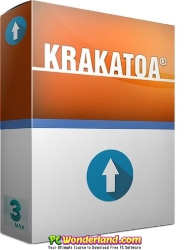 Thinkbox Krakatoa MX 2.8.5 x64 for 3ds Max 2015-2019 Free Download