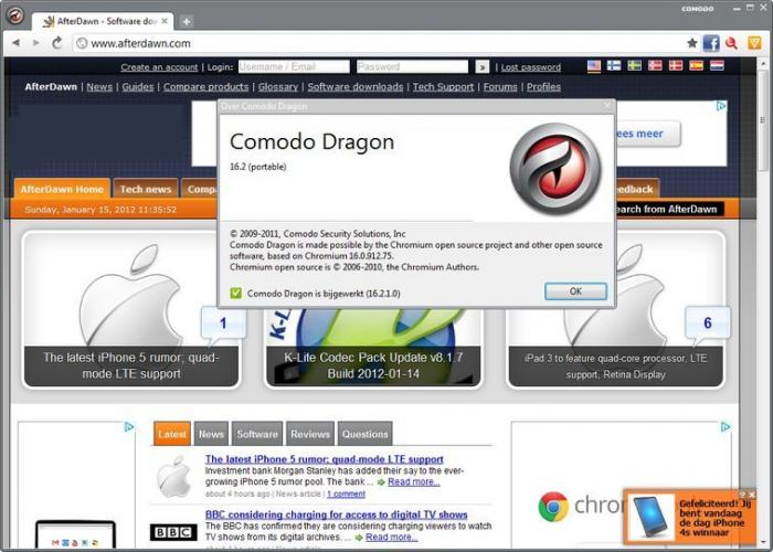 comodo ice dragon free download