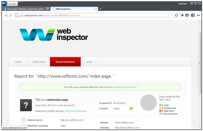 Comodo Dragon Internet Browser 63 0 3239 108 And IceDragon 61 0 0 18