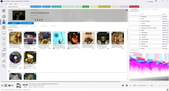 Helium Music Manager 13 3 Build 15068 Premium Edition Free Download