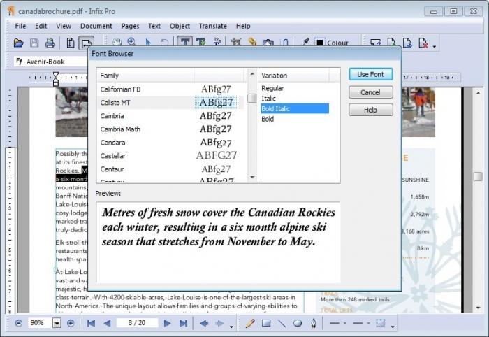 Infix PDF Editor Pro 7 2 8 Free Download - PC Wonderland