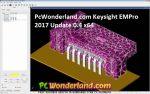 Keysight EMPro 2017 Update 0.4 x64 Free Download