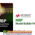 Keysight Model Builder Program MBP 2017 Update 2 x64 Free Download