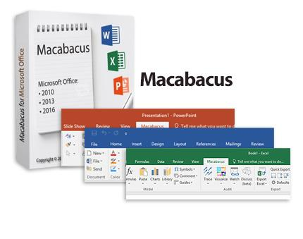 Macabacus for Microsoft Office 8 9 18 0 Free Download - PC Wonderland