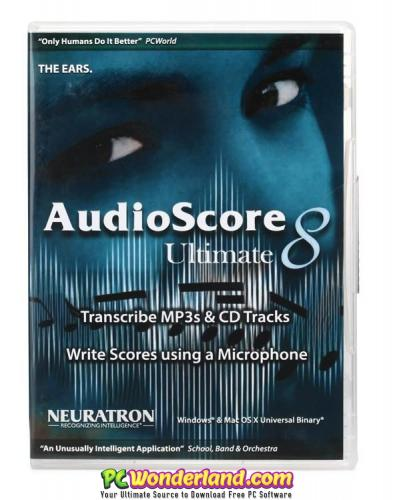 Neuratron AudioScore Ultimate August 2018 8.9.6 x64 Free Download