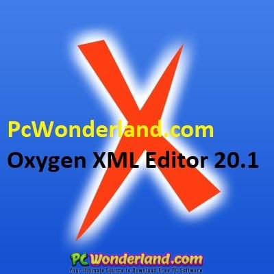 Oxygen XML Editor 20 1 2018080903 x86/x64 Free Download - PC