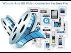 WonderFox HD Video Converter Factory Pro 16.2 Free Download