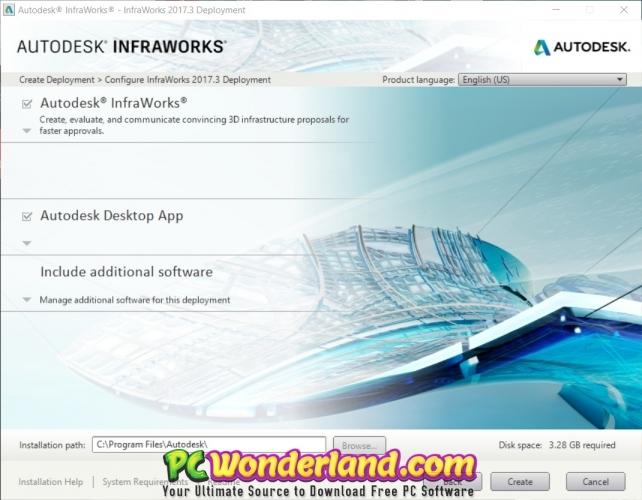 Autodesk InfraWorks 2019 1 1 Free Download - PC Wonderland