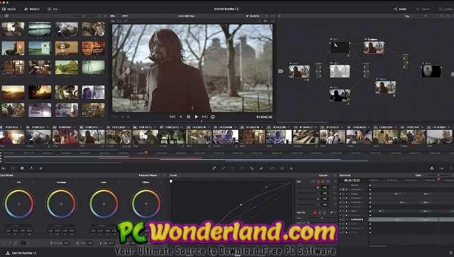 Blackmagic Design Davinci Resolve Studio 15 1 0 23 Free Download Pc Wonderland