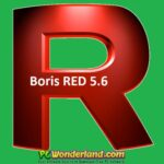 Boris RED 5.6.0 CE + macOS Free Download