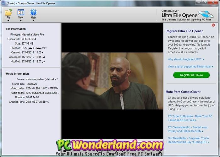 ultra file opener for windows 10