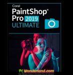 Corel PaintShop Pro 2019 Ultimate 21.0.0.119 Free Download