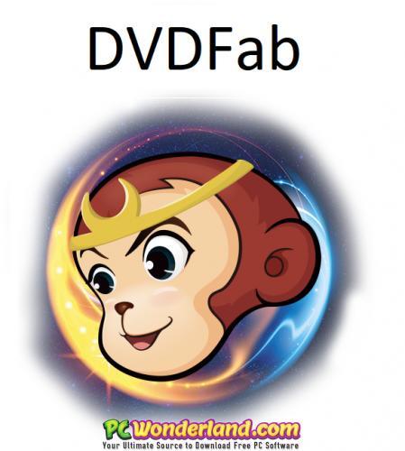 DVDFab 10.2.1.6 + Portable 10.2.1.3 macOS Free Download