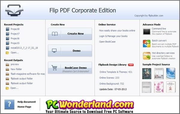 Flip PDF Corporate Edition 2 4 9 18 Portable Free Download