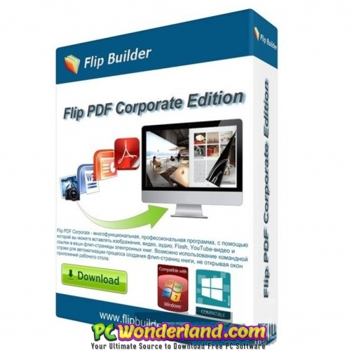 Flip PDF Corporate Edition 2 4 9 18 Portable Free Download - PC