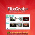 FlixGrab+ 1.2.3.84 Premium Free Download