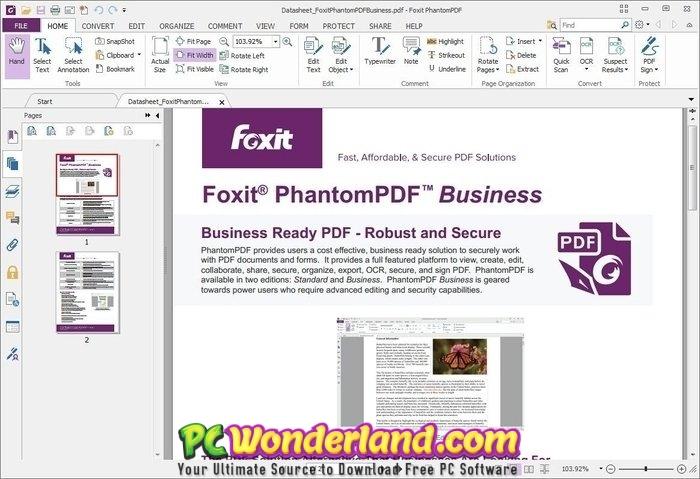 دانلود foxit pdf printer