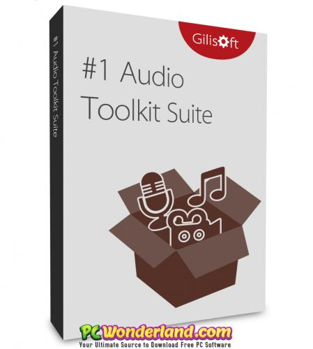 GiliSoft Audio Toolbox 2018 7.0.0 Free Download
