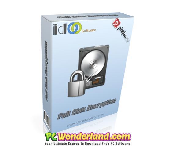 Idoo Full Disk Encryption 2 0 0 Free Download - PC Wonderland