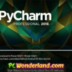 JetBrains PyCharm Professional 2018.2.3 Free Download