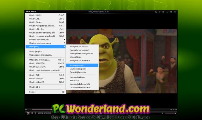 free pc software download windows 7 kmplayer