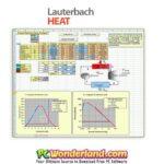 Lauterbach HEAT 8.26.1 + VDI Heat Atlas Free Download