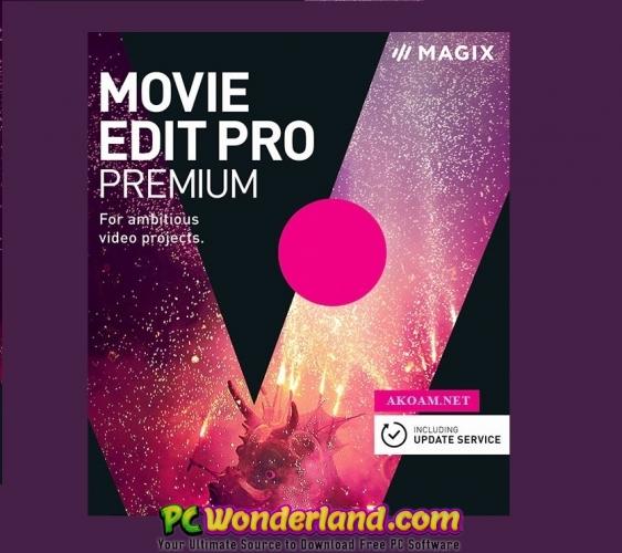Magix Movie Edit Pro 2019 Premium 1801207 Free Download