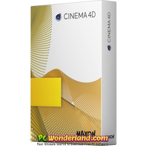 Maxon Cinema 4D Release R20 026 Build RB251664 Free Download - PC