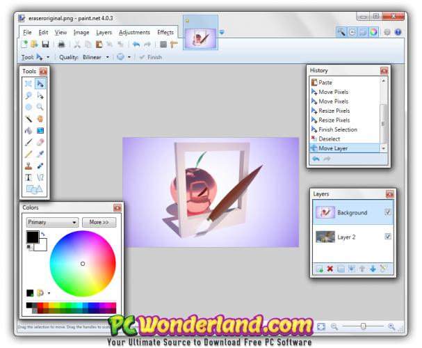 10 best paint. Net effect plugins to download and install.