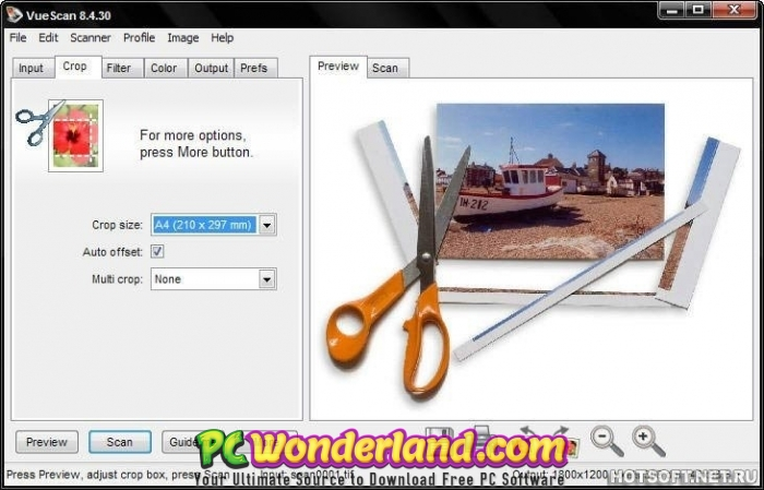 VueScan Pro 9 6 16 Free Download - PC Wonderland