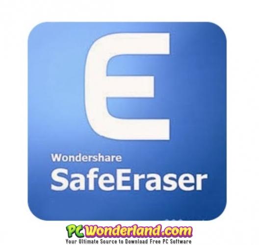 Buy Wondershare Safeeraser For Mac