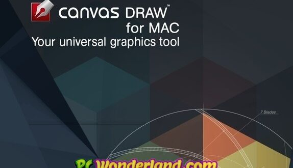ACD Systems Canvas Draw 5 0 1 macOS Free Download - PC