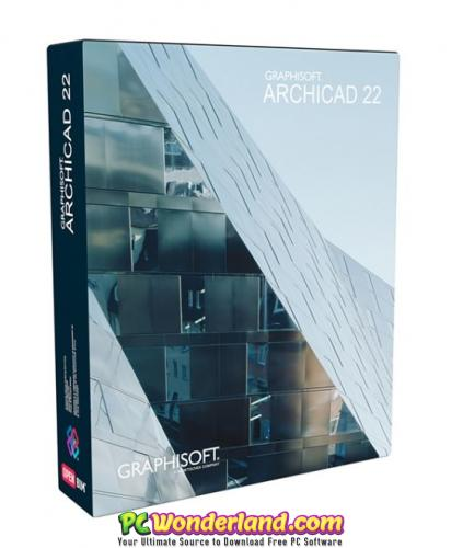 ARCHICAD 22 Build 4005 Windows 21.6013 macOS Free Download