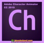 Adobe Character Animator CC 2019 Free Download